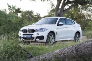 BMW X6 xDrive5.0i M Sport Package